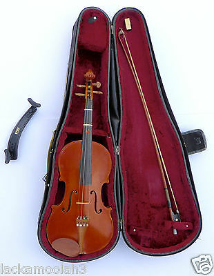 Stentor Student Violin with Case & Bow Made in England