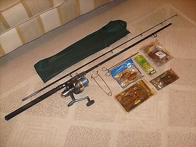 Fishing tackle for pike