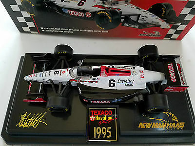 Michael Andretti 1995 Texaco Havoline 1/24 Racing Champions Indy Diecast Car
