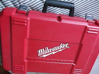 CASE for Milwaukee cordless drill set empty