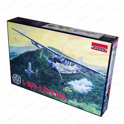"""Roden 619 Cessna L-19/O-1 """"Bird Dog"""" United States Air Force 1/32"""