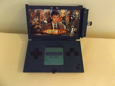 Dr Who / Doctor Who Electronic Lcd Adventure Tardis Game,working,great Condition