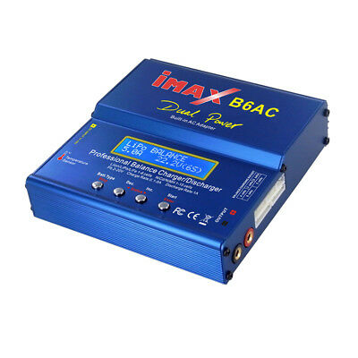 iMax B6AC 1s-6s Lithium Polymer LiPo Battery Charger NEW FREE SHIPPING USA Stock