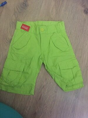 Boys Age 3 Lime Shorts BRAND New