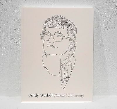 Andy Warhol: Portrait Drawings, 1988. Exhibition Catalog.