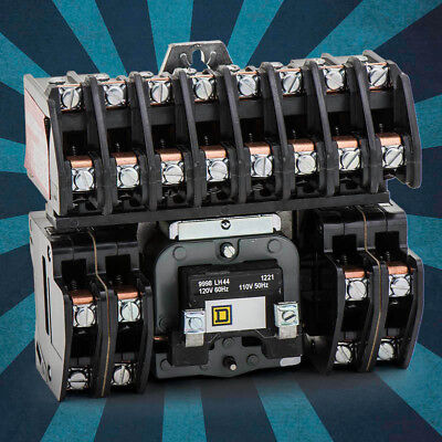 New 8903LO1000V02 - Square D Lighting Contactor