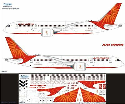 1:144 Ascensio #788-004  -  Boeing 787-8 Dreamliner Air India, Decal