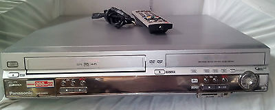 Panasonic DMR-EH80V LETTORE DVD RECORDER HDD VHS VCR -SD CARD VIDEOREGISTRATORE