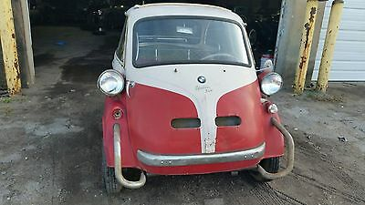 1958 BMW Other coupe 1958 Bmw Isetta 300
