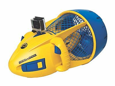 Seadoo Seascooter Dolphin with GoPro mount - fantastic pool toy