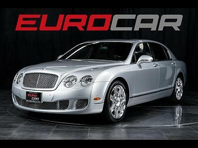 2010 Bentley Continental Flying Spur Flying Spur Sedan 4-Door 2010 Bentley Continental Flying Spur MULLINER EDITION, PRISTINE CONDITION