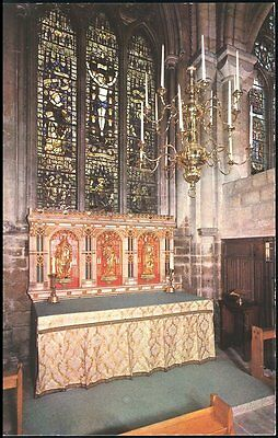 Chapel Of St Oswald Peterborough Cathedral No 1663