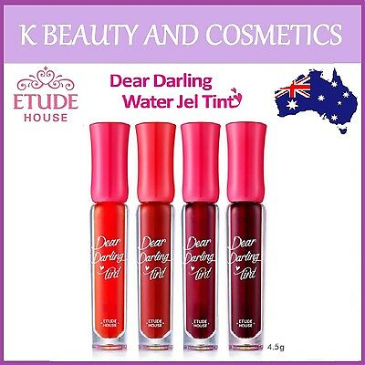 [Etude House] Dear Darling Water Gel Tint (ALL 10 COLORS) *NEW 2016* 4.5g