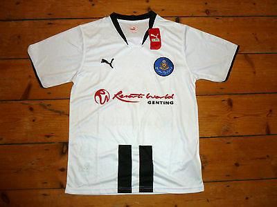 PAHANG Football  Football Jersey Thai Soccer Jersey  SIZE XL white