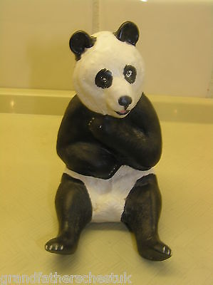 Original Beswick Matt Chi Chi Panda Very Rare Trial Piece No Bamboo Shoots #2944