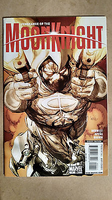 Vengeance Of The Moon Knight #1 1St Print Marvel Comics (2009)
