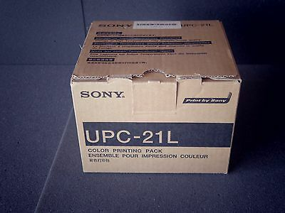 Sony Upc-21L Colour Printing Pack