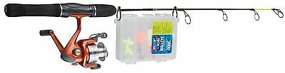 """Celsius R2F Multi Species Ice Combo With Kit CR2F-MS/ICE 27"""" Medium Heavy Action"""