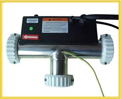 LX H30-R3 3KW spa Heater T Type hot tub pool Heater Built in Pressure Switch