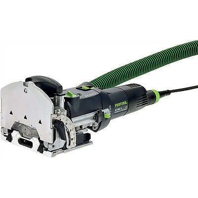 Festool 574332 Unique Patented Cutting Actioned Domino DF 500 Joining System