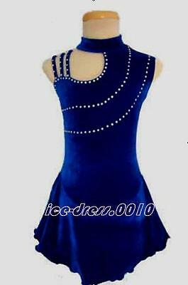 New Exclusive Figure Skating Dress #Z 044