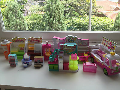 Shopkins Playset Collection