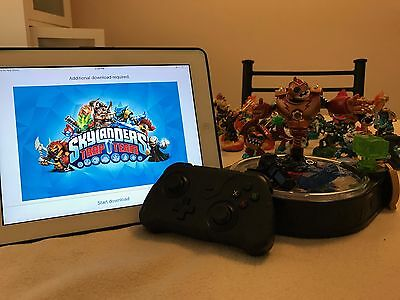 Skylanders: Trap Team - Portal, Console, 3 Traps and 21 Characters