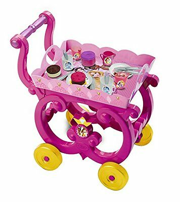 smoby 24271 cart kitchen princesses with accessories