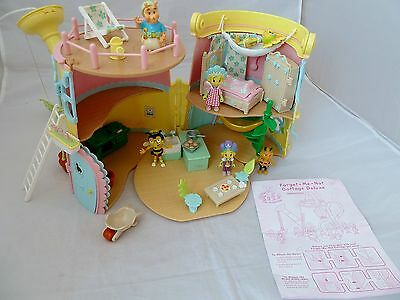 Fifi & The Flowertots Forget Me Not Watering Can House Cottage Deluxe