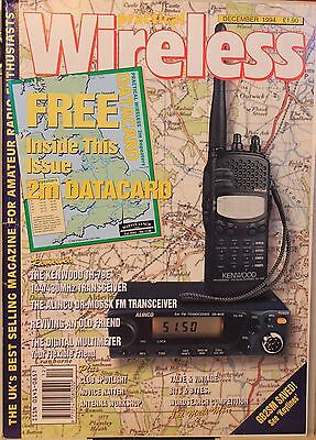 Practical Wireless - Dec 1994 -Reviving a Trio 9R59DS -Band switching via diodes