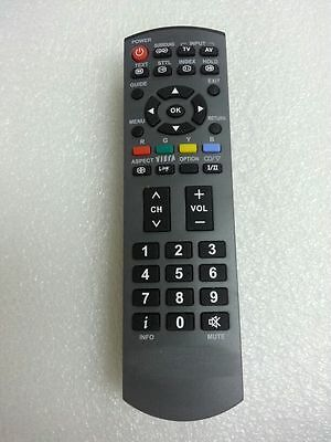 Remote Control For Panasonic Tv Th-L42D25A Th-P50Vt20A Th-P65Vt20A N2Qayb000345