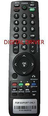 Remote Control For Lg Tv 50Pg70Fd 50Pg79Ed 50Pq60D 50Ps30Fd 50Ps80Ed
