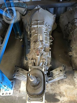 Holden Ve 2009 Manual 6.0 Tr6060 Gearbox