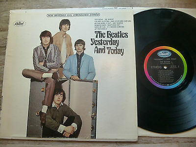 The Beatles - Yesterday and Today ST 2553 Trunk Cover 1966