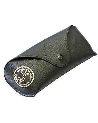 Rayban Sunglasses Replacement Glasses Case / Pouch / Cover Black / Brown Colour
