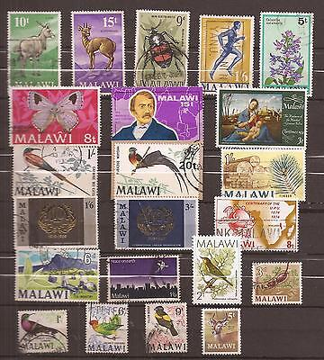 Malawi  - Lot Of Stamps