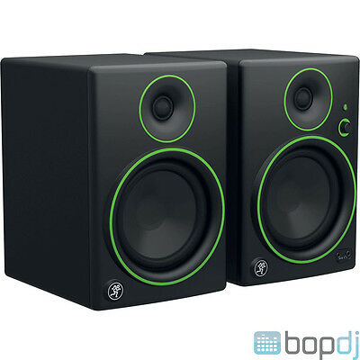 "Mackie CR5BT - 5"" DJ Studio Monitor Desktop Speakers w/ BlueTooth CR5 BT"