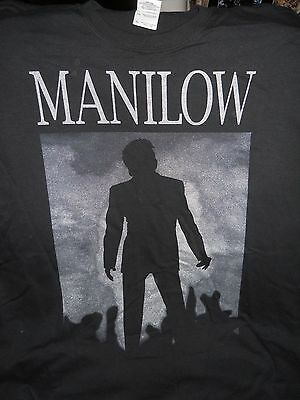 Barry Manilow Tour Shirt New!