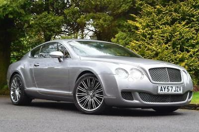 2007 Bentley Continental 6.0 Speed W12 GT 2dr