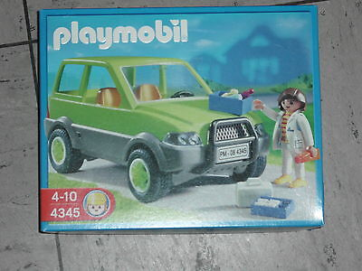 playmobil 4345 tier rztin auto und zubeh r verpackung eur 8 49 picclick de. Black Bedroom Furniture Sets. Home Design Ideas