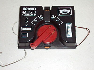 Early Hornby battery operated speed controller