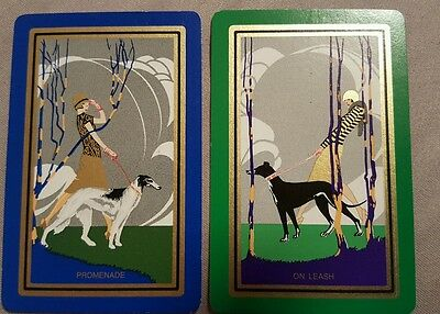 Vintage Swap Playing Cards English Named. Ab