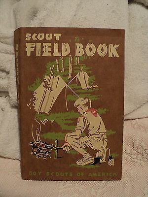 Boy Scout Field Book - 14th Printing - 1959