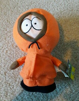 South Park Kenny Plush! Small Soft Stuffed Doll Toy Figure Licensed 8""