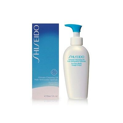 Shiseido - AFTER SUN ultimate cleansing oil 150 ml    p3_p1590304