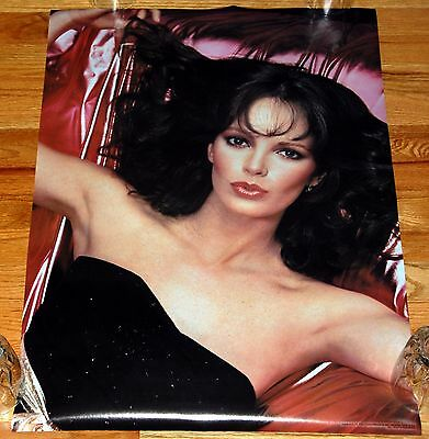 JACLYN SMITH Charlie's Angels Sexy Pink Poster 1979 Pro Arts 14-692 NEAR MINT