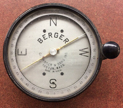 C.L. Berger & Sons, Inc. Surveyor's Compass