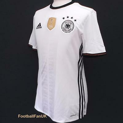 GERMANY Official Adidas Home Shirt 2016/17 NEW S,M Deutschland Trikot 16/17