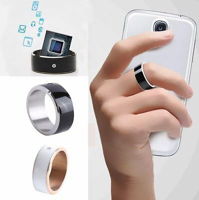 NFC Magic Wear Smart Ring for Samsung HTC Sony LG Android Mobile Phone