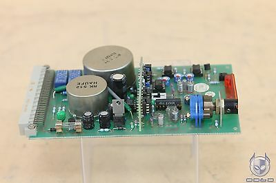 Lawo U375 Pre-Amp Card  - With 2 Transformers (no.1)